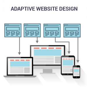 Adaptive Website Design