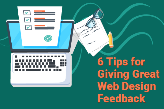 Tips for Web Design Feedback