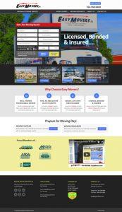 Web Design Client in Charlotte